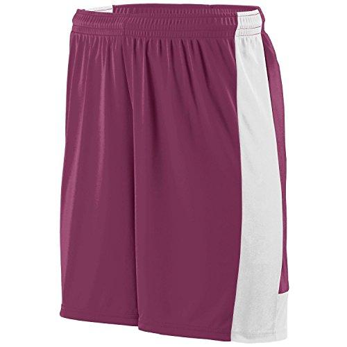 Augusta - Pantalón corto - para hombre multicolor - Marrón y blanco