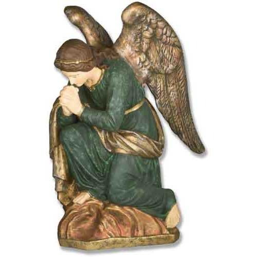 (XoticBrands Adoration Angel Praying38 Kne Religious Statues)