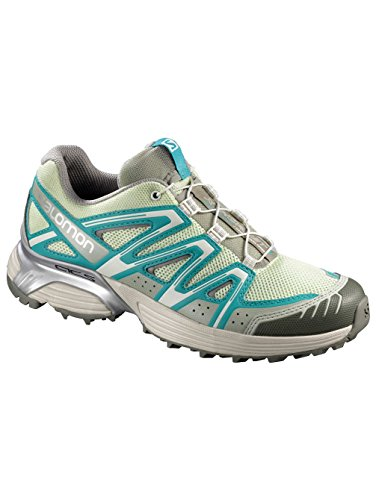 Greentea Shoes Running Blue Ligh XT Hornet Salomon Women Trail Moorea ywqYX6wI