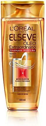 Shampoo Óleo Extraordinário Elseve 400 ml, L'Oréal P