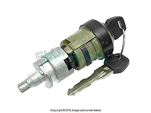 - Porsche 944 968 85-95 Ignition Lock Cylinder with Keys GENUINE New 94453807500