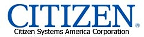 Citizen Systems America CL-S521-E-GRY CL-S521 Direct Thermal Printer 203 dpi Ethernet Auto DetectEmulates ZEB and DMX - Color Dark Grey-Black