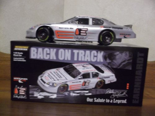 2006 Monte Carlo SS Dale Earnhardt Hall of Fame, Back on Track #112328