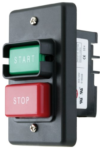 Woodstock D4157 110/220 Volt Single Phase On/Off Switch