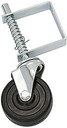100mm 57kg Fixman Spring-loaded Gate Caster Swivel
