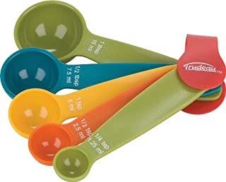 Trudeau Measuring Spoons (Set of 5) (B000RT4ANW) | Amazon price tracker / tracking, Amazon price history charts, Amazon price watches, Amazon price drop alerts