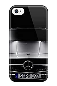 Awesome Design Mercedes Benz Hard Case Cover For Iphone 4/4s