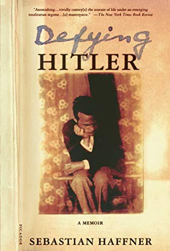 Defying Hitler: A Memoir - European Party System
