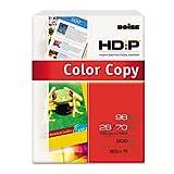 Boise BCP2811 POLARIS Premium Color Copy Paper, 98 Bright, 28lb, Letter, White, 500 Sheets