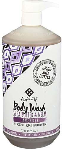 Body Washes & Gels: Alaffia Body Wash