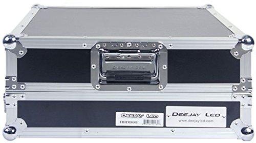 DEEJAY LED TBHM800E Fly Drive Case 8u Space Slant Mixer Rack