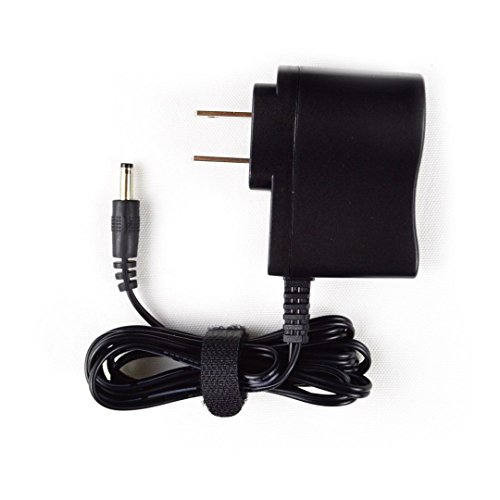 2 Year Warranty - AC Adapter for Omron Pressure Monitor 5, 7,10 Series - BP742N BP760N BP785 BP761 - FCC Certified ()