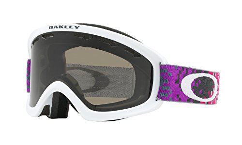 Oakley O Frame XS Youth Girls Snow Goggles Pixel Fade with Dark Grey - Oakley Girl