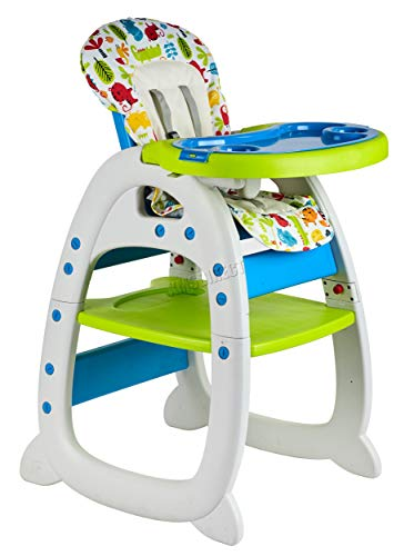 iSafe Mama PLUS Multi Functional Highchair Reclining Feeding Seat With Wheels