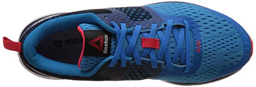 Reebok One Distance - Zapatillas Hombre Blu (Blau (Faroutblue/Cycleblue/Neoncherry/Fauxindigo))
