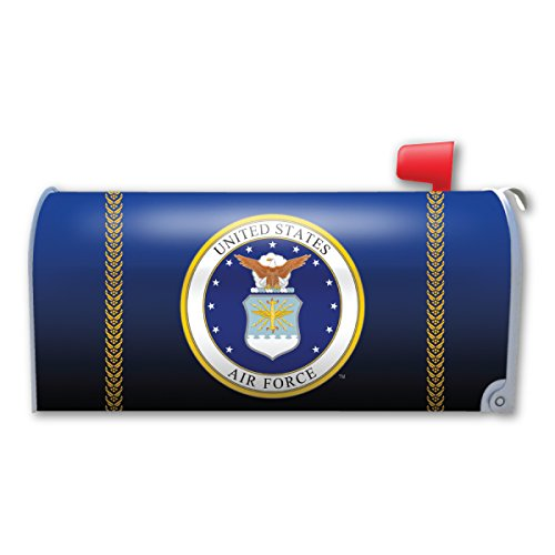 United State Air Force Seal Mailbox Cover Magnet
