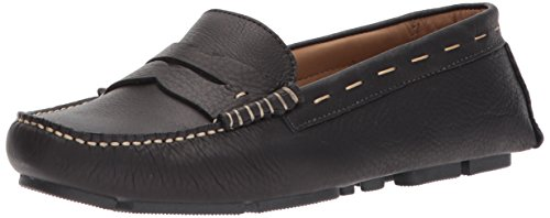 G.H. Bass & Co. Women's Patricia Driving Style Loafer Black deIG8J