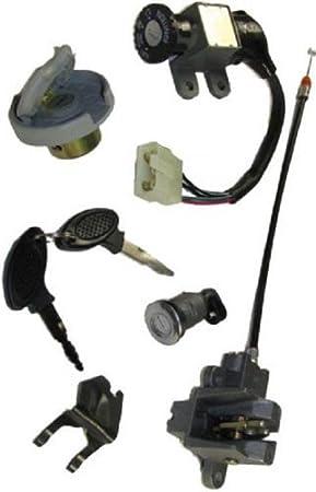 Ignition Key Switch YAMAHA WOLVERINE YFM450 4WD ATV 2006 2007 08 09 2010 M KS34