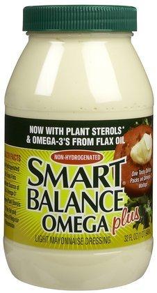 Smart Balance Omega+mayo-32 Oz [Pack of 2]