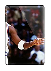Hot Style IjO9814Wgex Protective Cases Covers For Ipadmini(kobe Bryant Michael Jordan)