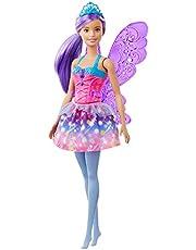 Barbie Dreamtopia, Mattel, Fada Roxa