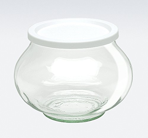WECK JAR 5 PACK KEEP FRESH PLASTIC LIDS, 5 PACK (SMALL = 2 3/8'', 60mm) Fits models 080, 755, 760, 761, 762, 763, 764, 766, 902, 905, 975, 995 by Weck (Image #4)