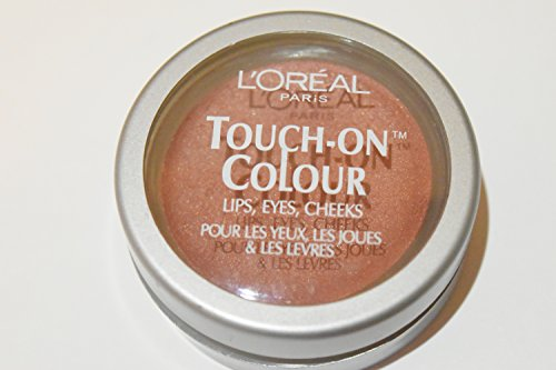 Cashmere Check (Loreal Touch-on Colour For Lips, Eyes & Checks, Cashmere Maple, 0.11 Oz)