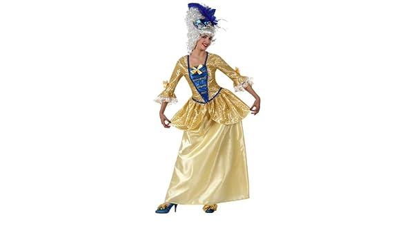 Atosa - Disfraz de cortesana para mujer, talla 38-40 (8422259101451): Amazon.es: Juguetes y juegos