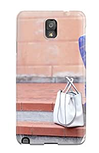 Cleora S. Shelton's Shop Anti-scratch And Shatterproof Veronica Ferraro Phone Case For Galaxy Note 3/ High Quality Tpu Case 4164953K14205516