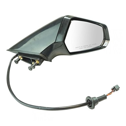 Brand Power Heated Mirror Right RH Passenger Side for Chevy ()