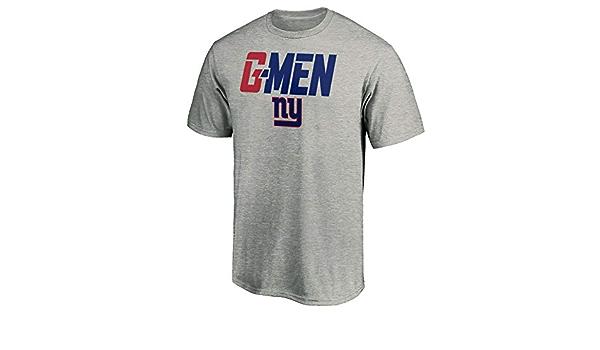 Fanatics NFL Football Camiseta New York Giants Hometown G-Men ...