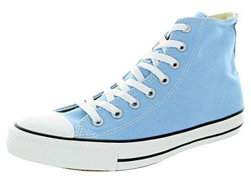 Converse Chuck Taylor All Star Hi, Zapatillas de tela unisex Blue Sky