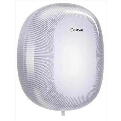 LOSDI - Dispensador Papel Mecha Disp. Controlada Policarbonato Blanco Star Line - CP5011B