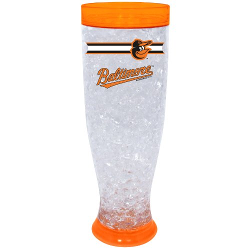 - MLB Baltimore Orioles Ice Pilsner Glass