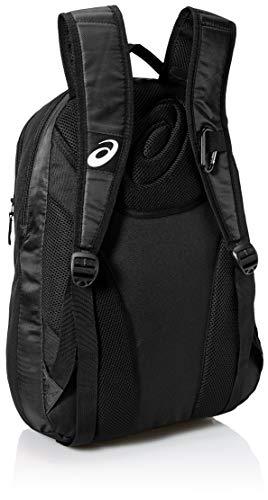 Black ASICS Black Edge Backpack II vtRrSqv