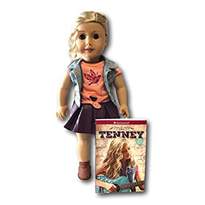 American Girl Tenney Grant Doll and Book: Toys & Games