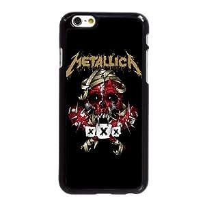 Metallica Fillmore N0G69K8AI funda iPhone 6 6S 4,7 pufunda LGadas caso funda OY27IP negro