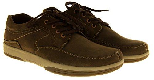 para Marrón hombre Náuticos Footwear Studio q161PEcngw