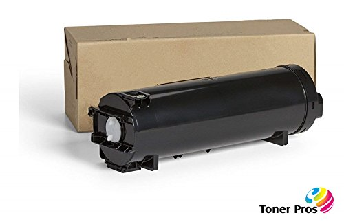 - Toner Pros (TM) for Xerox Versalink 106R03942 (Pages Yield: 25,900 Pages) Compatible Black High Capacity Toner Replacement for Xerox Versalink B600 / B605 / B610 / B615 Printers