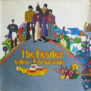- Yellow Submarine TEST PRESSING