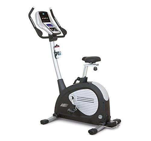 BH Ion heimtrainer fitnesstrainer - elektromagnetisches bremssystem - exakte wattmessung - lcd monitor - schwungrad 14 kg-10000683