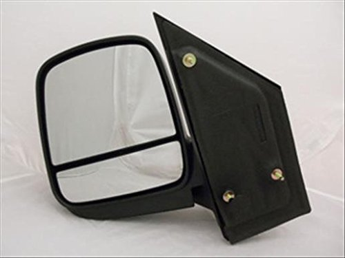 OE Replacement Chevrolet Van/GMC Savana Driver Side Mirror Outside Rear View (Partslink Number GM1320395)
