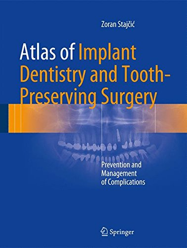 Atlas of Implant Dentistry and Tooth-Preserving Surgery: Prevention and Management of Complications