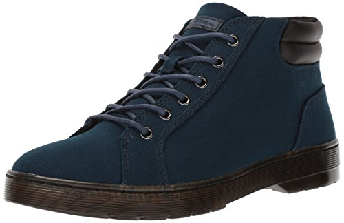 Dr. Martens Mens Plaza Mode Start Marinblå Canvas