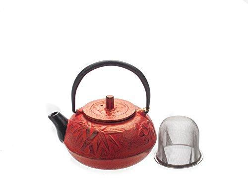 old dutch iron teapot - 4