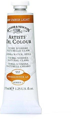 Winsor & Newton Artists' Oil Colours (Raw Umber Light) 1 pcs sku# 1829746MA (Light Raw Umber)