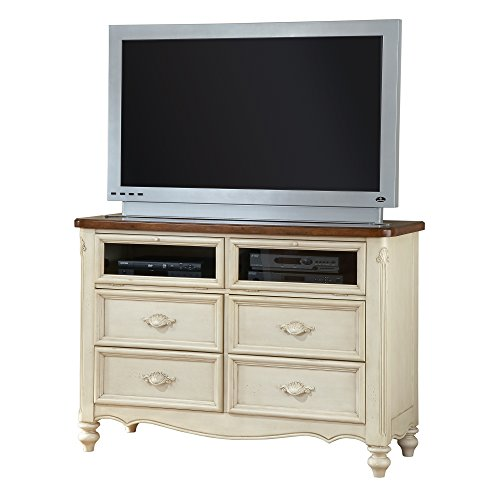 - American Woodcrafters 3501-232 Chateau Entertainment Center