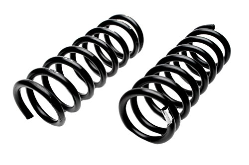 Front Coil Nova Springs (ACDelco 45H0149 Professional Front Coil Spring Set)