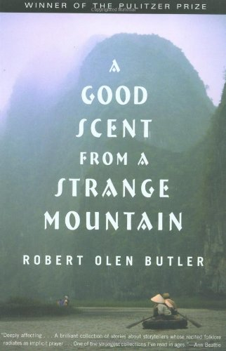 A Good Scent from a Strange Mountain: (Grove Scent)