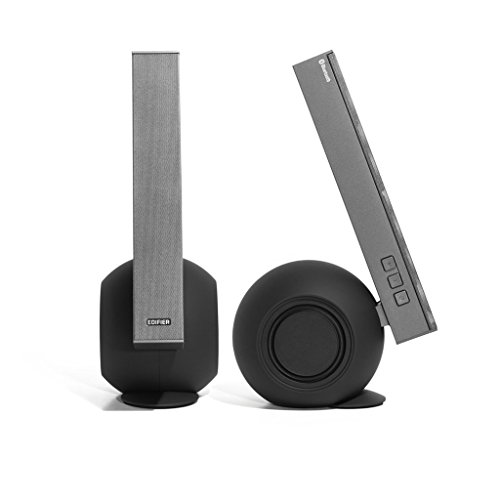 Bookshelf Speakers Edifier E10BT Exclaim Bluetooth Speakers With Dual Bass - 689788762494